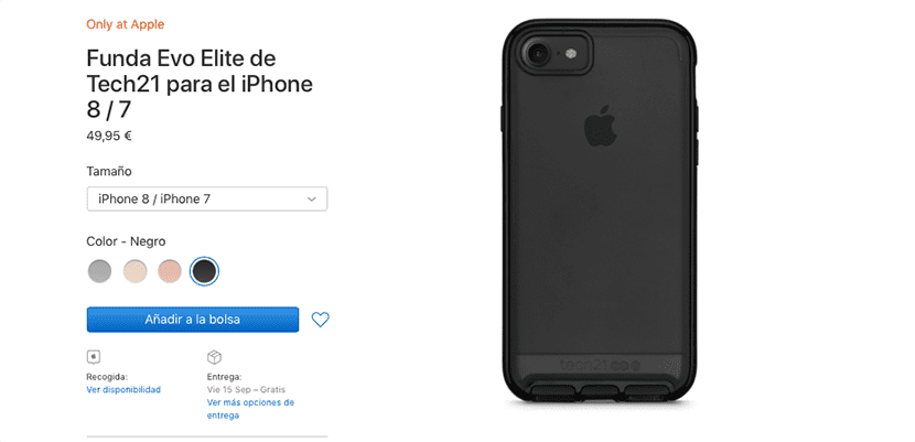 carcasa originales iphone 8