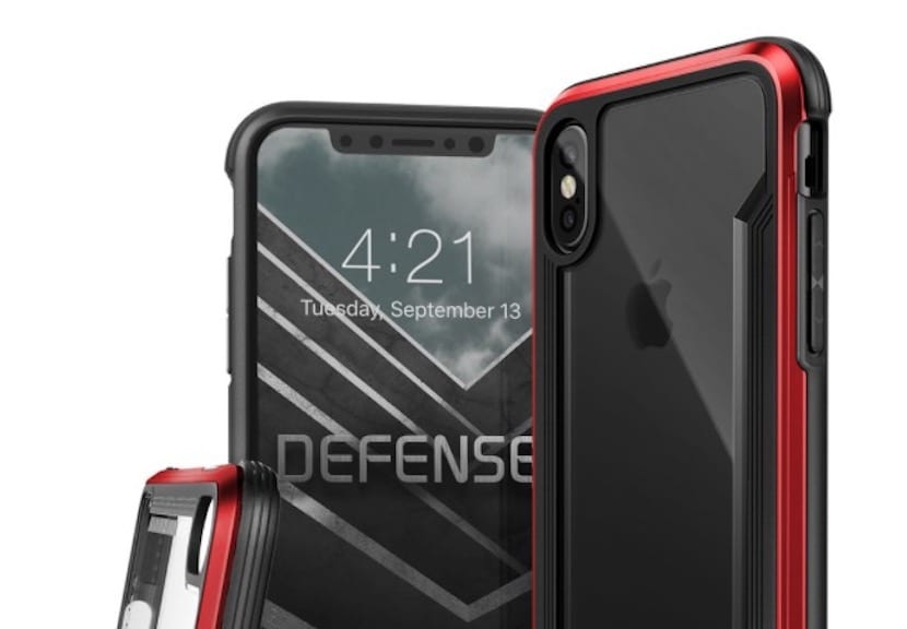 carcasa seguridad iphone 6 plus