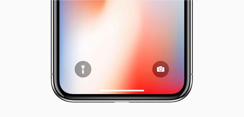 Accesos directos del iPhone X