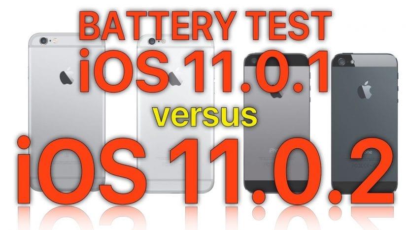 """¿Soluciona iOS 11.0.2 los problemas de batería"""""""