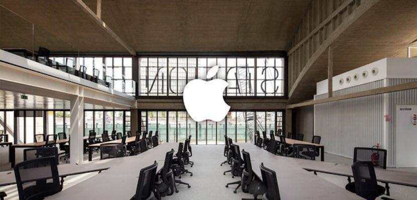 Apple abrir una oficina en station f la mayor incubadora for Oficinas apple
