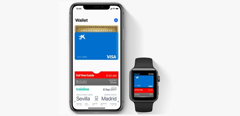 Configurar Apple™ Pay en el iPhone X