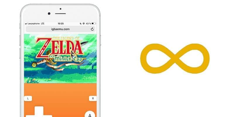 Instala iGBA 2.0 en tu iPhone