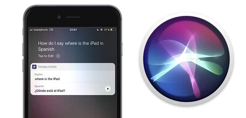 Así funciona el traductor de Siri en iOS 11