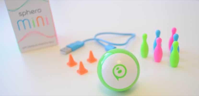 Sphero Mini, la tecnología comprimida al máximo
