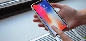 iPhone X desactivar función pulsar para activar