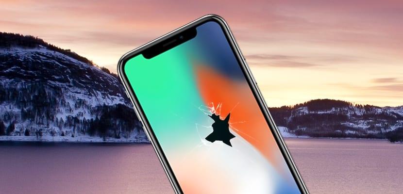Estos son los fallos más habituales del iPhone X