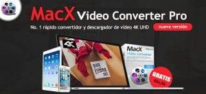 MacX vídeo converter 4k