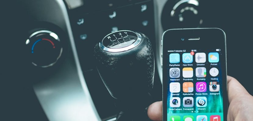 Modo no molestar al conducir en iOS 11