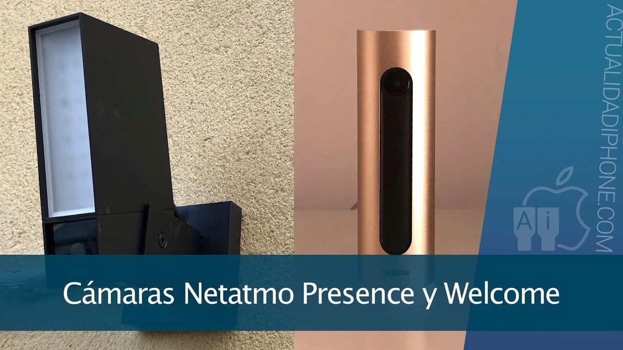 Netatmo Presence y Welcome, seguridad sin cuotas ni sorpresas