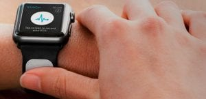 Apple Watch con electrocardiograma integrado