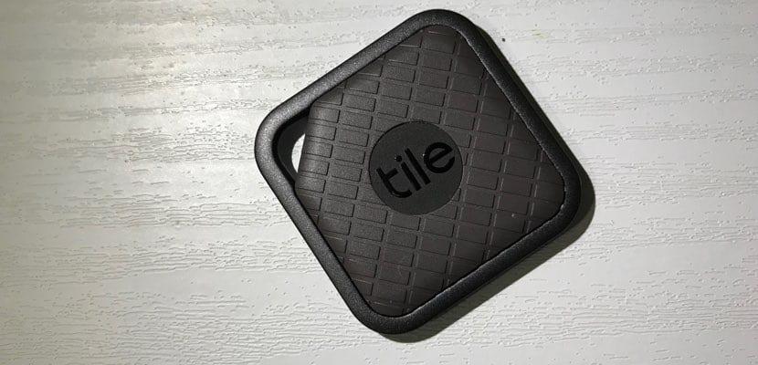 análisis del Tile Sport primer plano