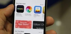 Borrar apps no utilizadas en el iPhone automáticamente