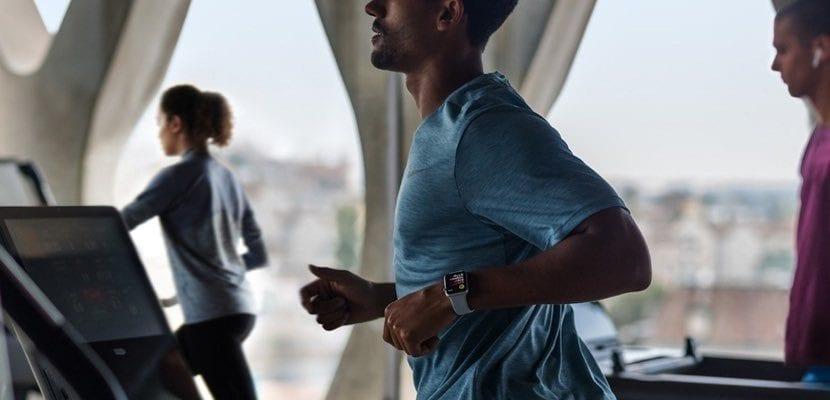 Gymkit en el Apple Watch