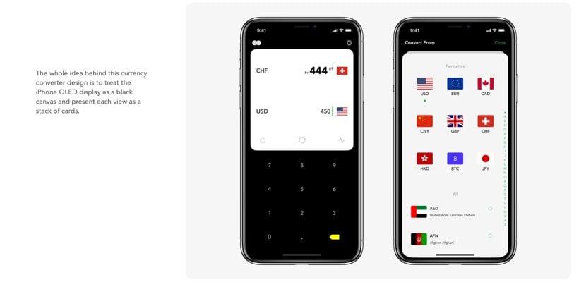 Koins conversor divisas para iPhone X
