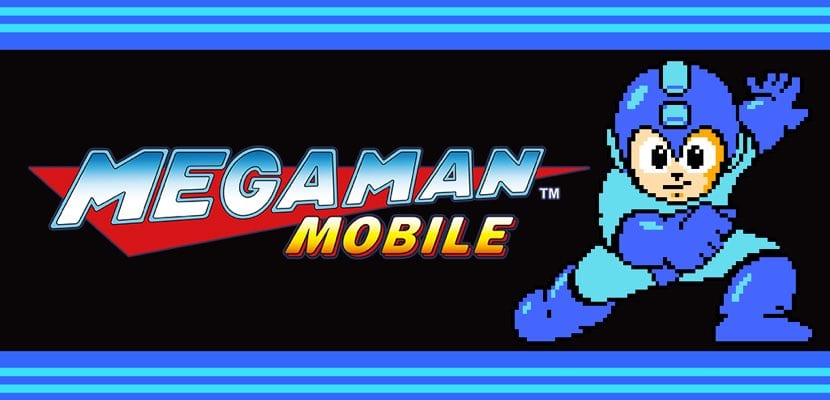 megaman mobile para iPhone iPad retrojuegos