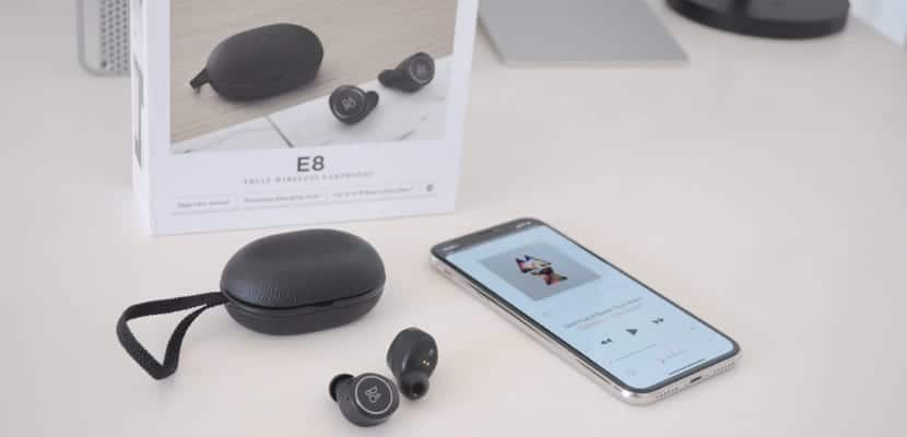 b o beoplay e8 unos auriculares que querr s poder. Black Bedroom Furniture Sets. Home Design Ideas