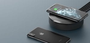 Nomad Wireless Charging Hub iPhone X