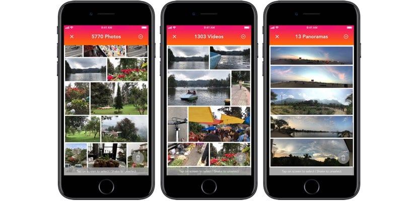 Screeny 2.0 visualización contenido