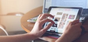 Cómo aumentar texto en iPad iPhone