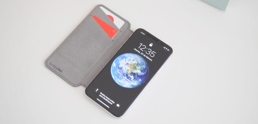 SurfacePad para iPhone X