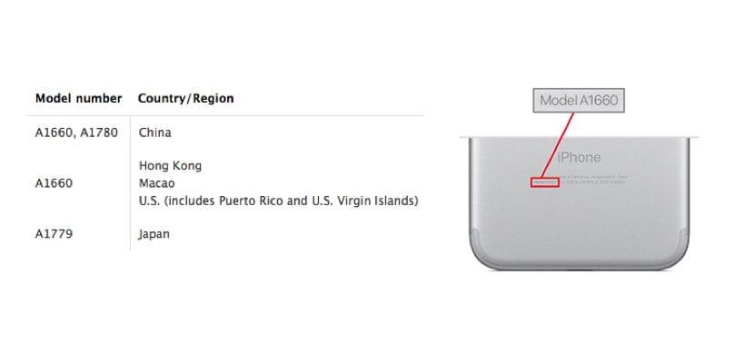 iPhone 7 programa reparación sin cobertura