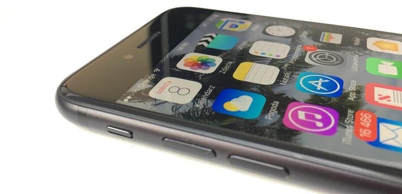 modo avión iPhone 7 error cobertura