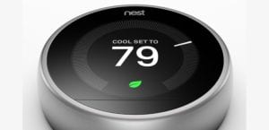 Termostato Nest de Google