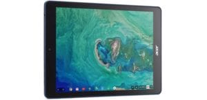 Acer Chromebook Tab 10 frontal