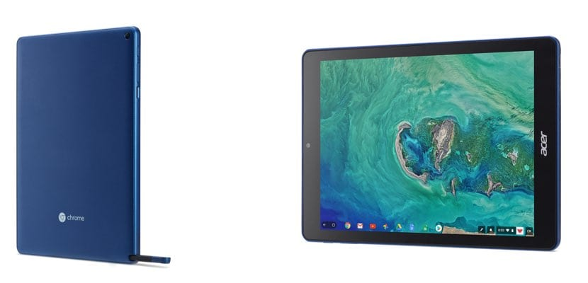 Acer ChromeBook Tab 10 Stylus Wacom