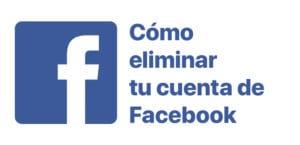 Como eliminar facebook