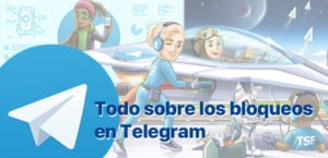 Telegram bloqueos