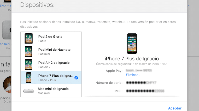 Desactivar Buscar mi iPhone sin el iPhone