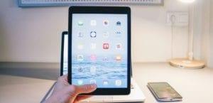 nuevo gestor batería iPad iOS 11.3