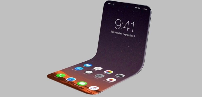 iPhone plegable 2020