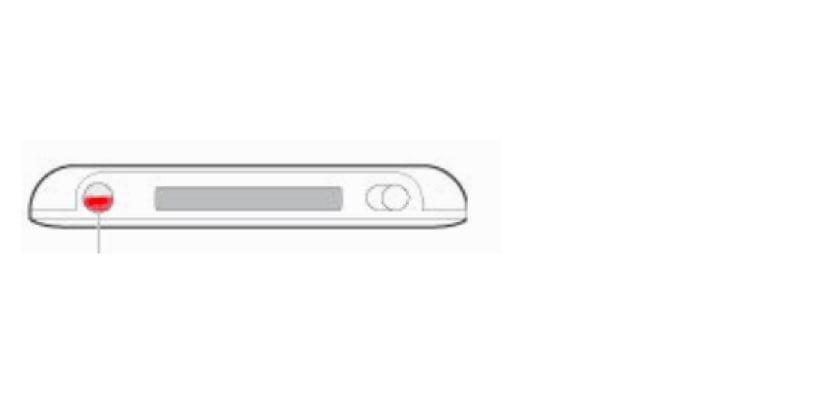 ubicación LCI iPod Nano