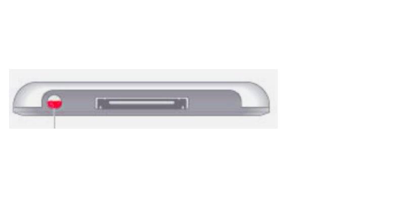 ubicación LCI iPod Touch