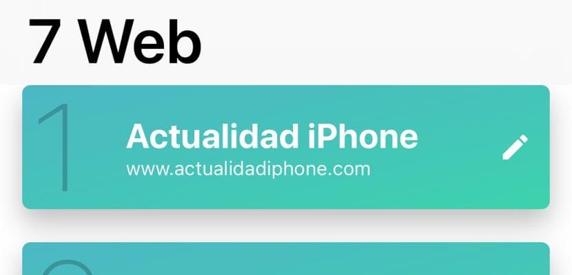7 Web Actualidad iPhone