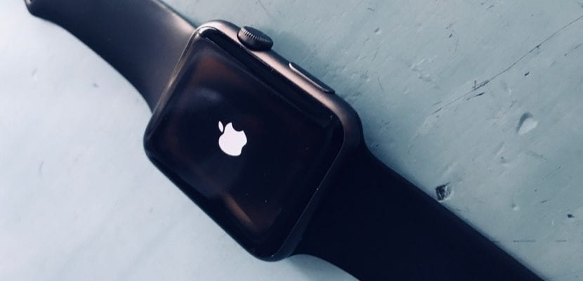 Apple Watch bloqueado