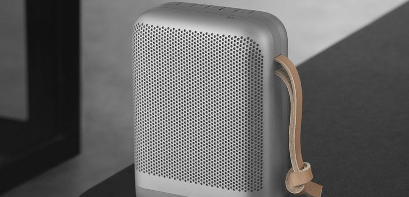 Beoplay P6 plata