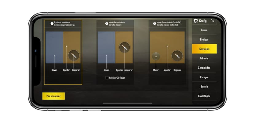 Pubg Hdr On Iphone 6s: Cómo Usar Los Controles 3D Touch De PUBG En El IPhone