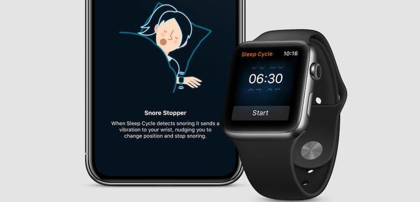 calidad del sueño sleep cycle