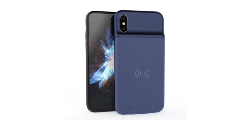 funda batería integrada Chytah iPhone X