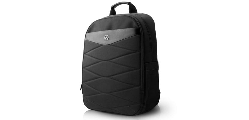 mochila para MacBook Mercedes Benz