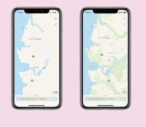 Nuevo Apple Maps