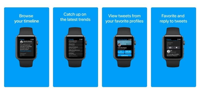 Chirp Apple Watch Twitter