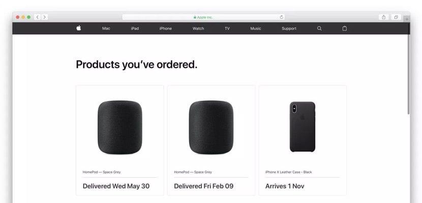 Apple renueva la sección para pedidos online de su web oficial