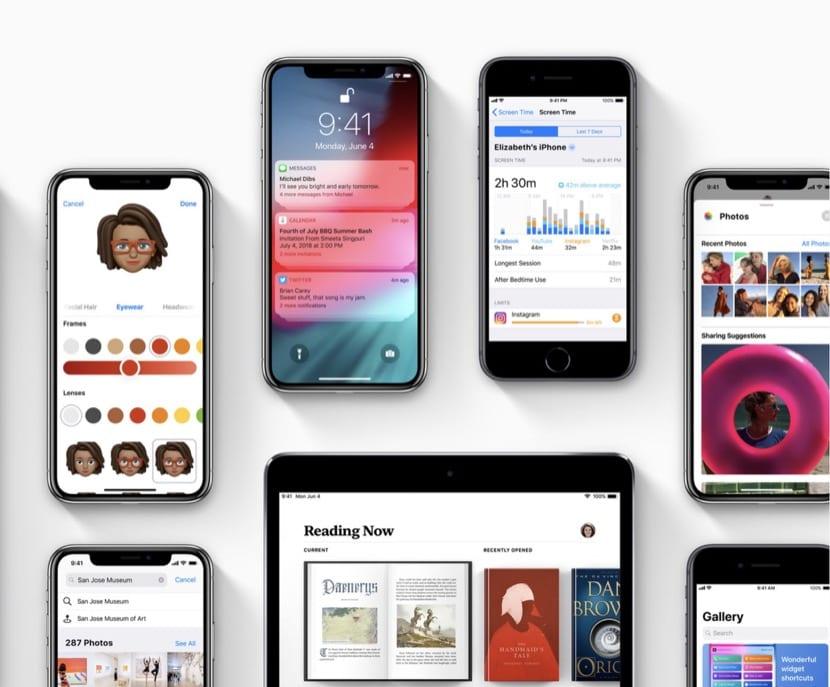 iOS 12 mejora la gestión de contraseñas de nuestro iPhone