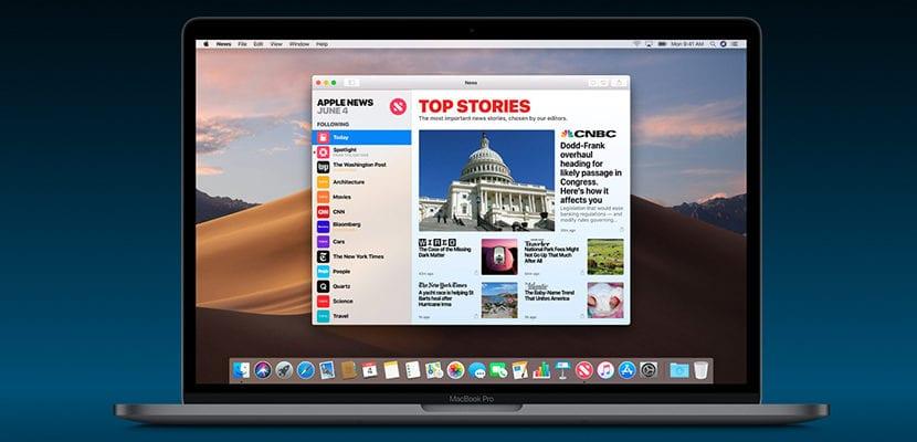 Estos son los Mac que son compatibles con macOS Mojave