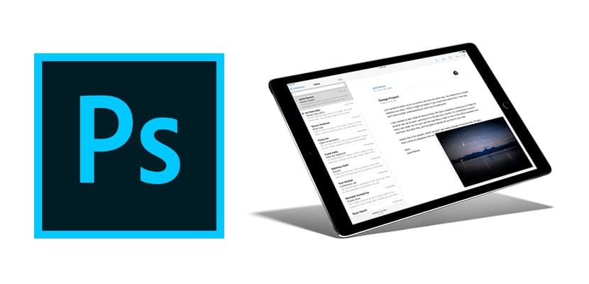 Se confirma que Adobe Photoshop llegará a los iPad en 2019